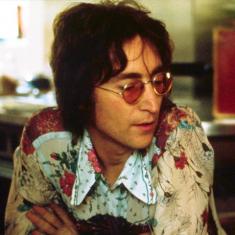 Архив! Леннон и Харрисон записывают «How Do You Sleep?»