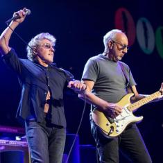 The Who готовят альбом и едут в тур с оркестром