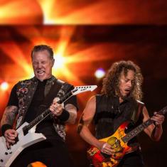 Новый рекорд группы Metallica