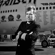 Брюс Дикинсон из Iron Maiden не собирается на пенсию