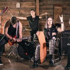 Россия подала заявку на участие в чемпионате мира по вязанию под хеви-метал