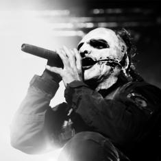 Slipknot впервые сыграли на концерте Solway Firth