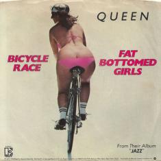 Queen — Bicycle Race. История создания клипа