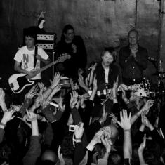 Radiohead запустили новую архивную серию концертом 2008 года в честь выхода альбома «In Rainbows»