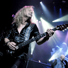 Новая группа экс-гитариста Judas Priest KK's Priest выпустила клип