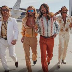 Foo Fighters выпустят диско-альбом под псевдонимом The Dee Gees