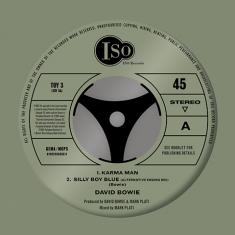 Вышел второй сингл из наконец готовящегося к выходу альбома Дэвида Боуи «Toy»