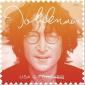 В США выпустили почтовые марки в честь Джона Леннона