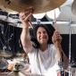 Барабанщик Dream Theater сыграл на вёдрах
