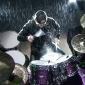 Metallica под дождем