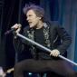 Солист Iron Maiden ушел от жены к инструктору по фитнесу