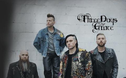 Выиграйте встречу с группой Three Days Grace от Авторадио.