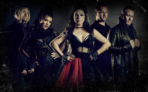 РОК В АВТО. Выиграйте встречу с группой Evanescence и VIP билет на их концерт.