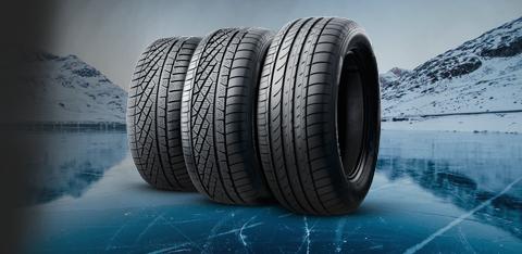 Выиграйте шины для Вашей машины!
